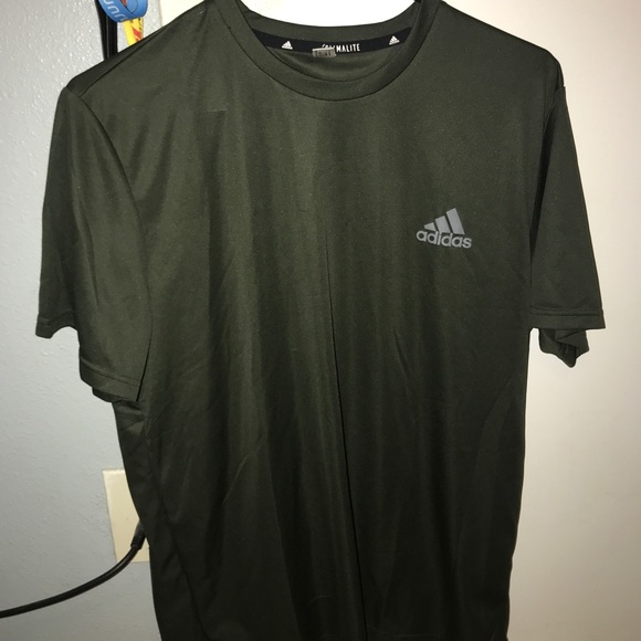 441c5f35 adidas Shirts | Mens Dry Fit Shirt | Poshmark